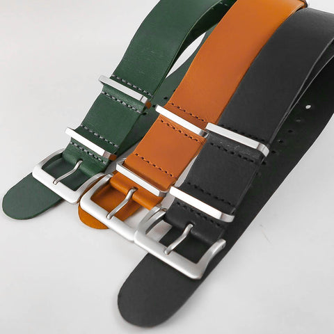 Nylon watch bands various colors
