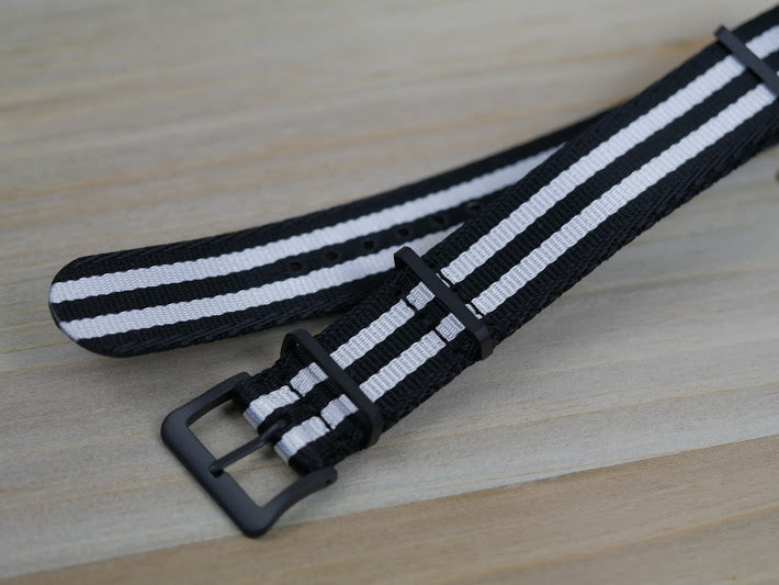 SpeedyTuesday inspired seatbelt nato strap