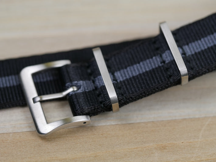 Toxic ShizNit (Seat Belt Watch Strap)