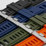 Rubber Watch Straps (Toxic Magnums)