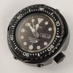 Seiko Darth Tuna watch service