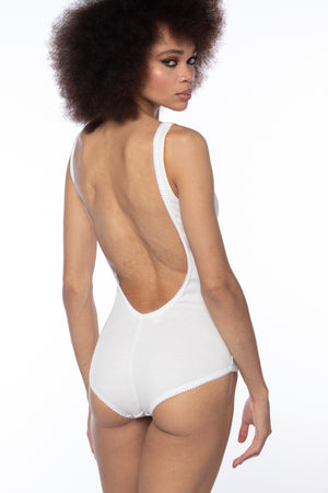 CHILL PLUNGE BACK BODYSUIT