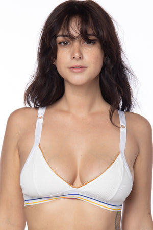 CHILL TRIANGLE BRALETTE