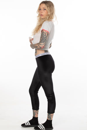 RTS MAMBA VELVET LEGGINGS