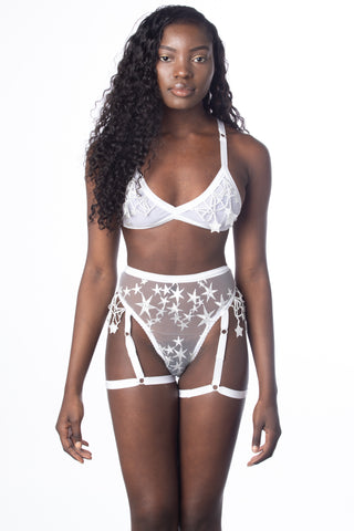 REEFER MADNESS TRIANGLE BRALETTE