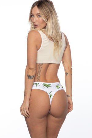 RTS MARY JANE MICRO THONG SWIM BOTTOMS