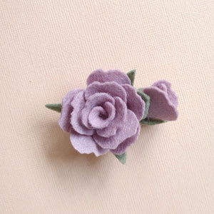 Mauve ~ WINTER ROSE