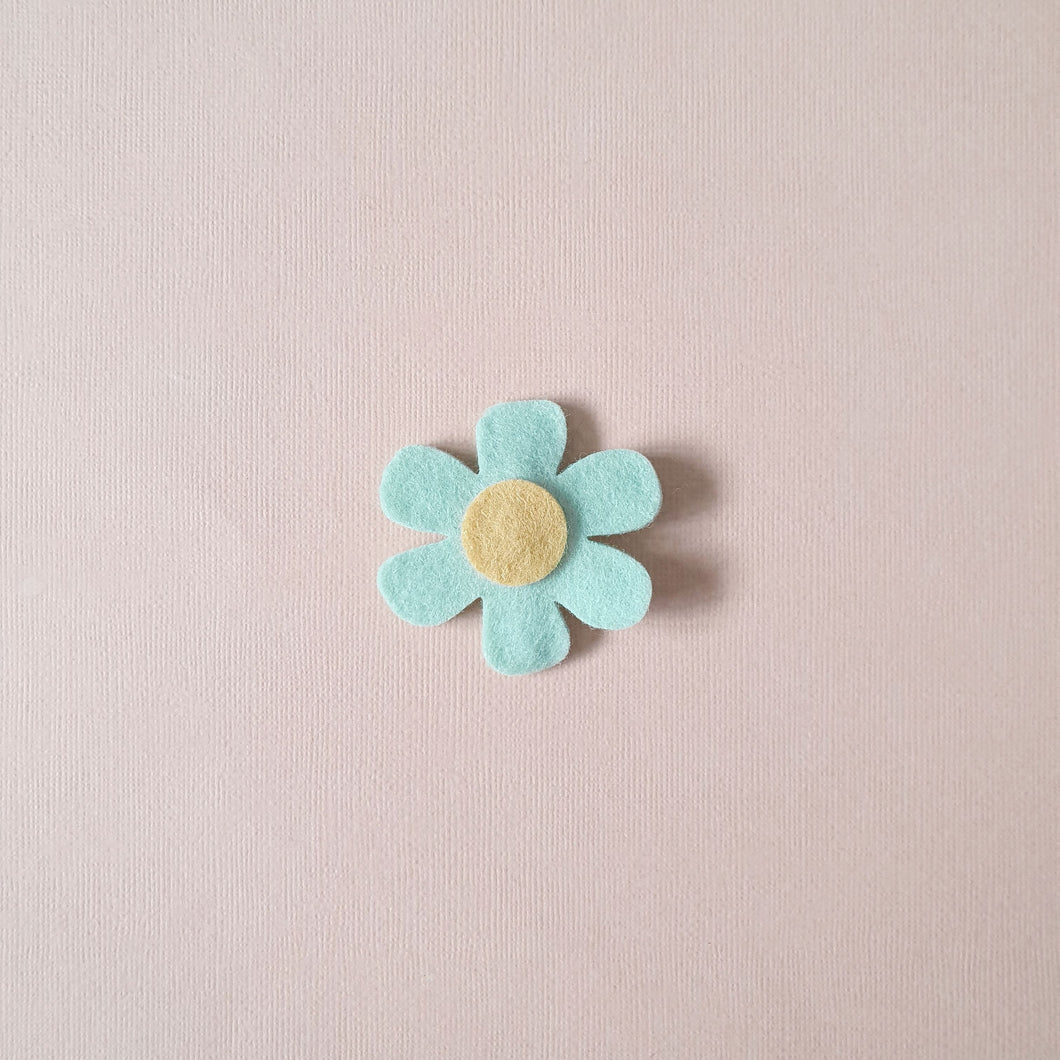 Mint Retro Bloom