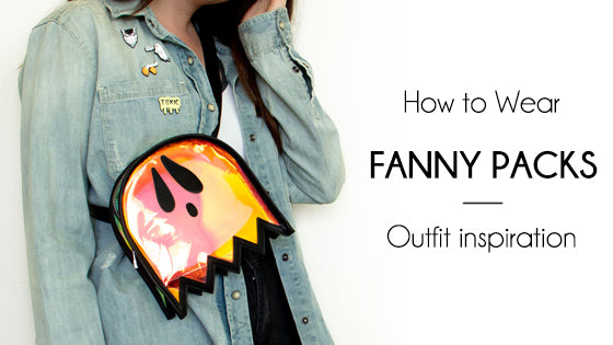 How to Wear Fanny Packs | Outfit Inspiration