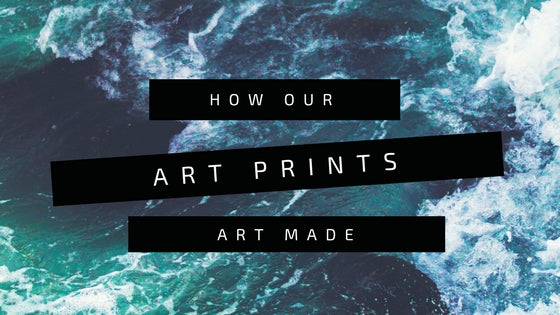 How Our Archival Art Prints Are Made