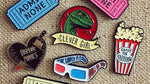 The Film Geek Enamel Pin Gift Guide 2019 | Free Shipping on US Orders