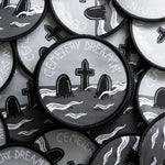 A cool horror and halloween patch collection for men and women.