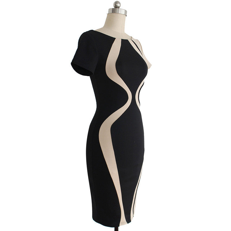 Elegant Pencil Dress