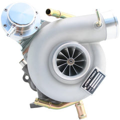 Turbochargers • Superchargers