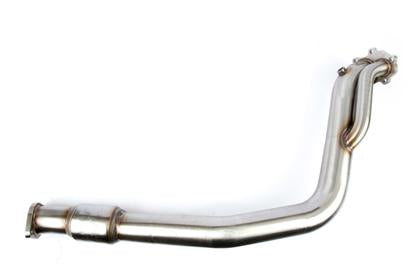 "Grimmspeed Downpipe 3"" Catted LIMITED Subaru WRX 08-14/STI 08-16/Legacy GT 05-09 (Manual)"