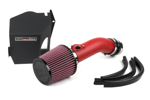 Grimmspeed Cold Air Intake - Subaru Legacy GT 05-09 Red