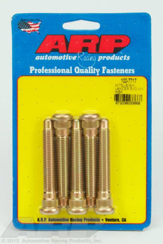 ARP Extended Wheel Studs 5 Pack Mitsubishi EVO 8/9 03-06