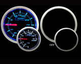 ProSport Boost Gauge Electric With Sender Blue/White 52mm