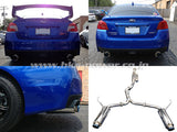 HKS Hi-Power Catback Exhaust Subaru WRX 15-17/STI 15-17