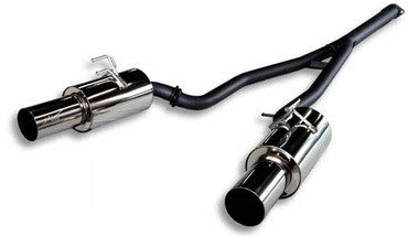 HKS Hi-Power Cat Back Exhaust Mitsubishi EVO 08-15