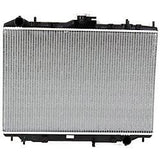 CSF OEM Replacement Radiator Subaru WRX 08-14/Legacy GT 05-09