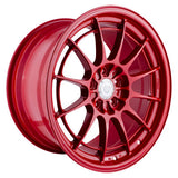 Enkei NT03+M 18x9.5 et40 5x100 Competition Red