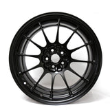 Enkei NT03+M 18x9.5 5x100 40mm Offset Black