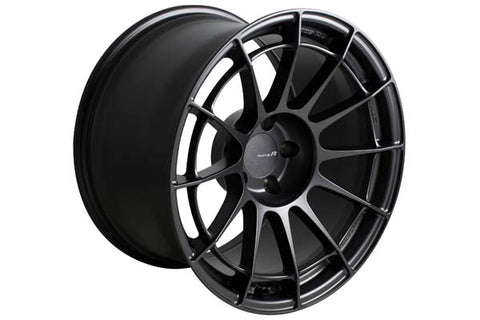 Enkei NT03RR 18x10.5 5x114.3 25mm Offset 75mm Bore Gunmetal Wheel