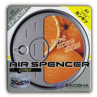 Eikosha Air Spencer AS Cartridge Citrus Air Freshener
