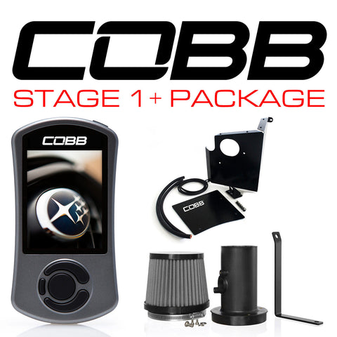 COBB Tuning Stage 1+ Power Package Blue Subaru WRX 06-07/STi 04-07/Forester XT 04-08