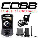 COBB Tuning Stage 1+ Power Package Black Subaru WRX 06-07/STi 04-07/Forester XT 04-08