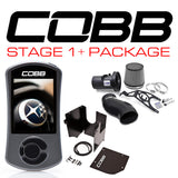 COBB Tuning Stage 1+ Power Package Black Subaru WRX 08-14/STI 08-14/Forester XT 09-13