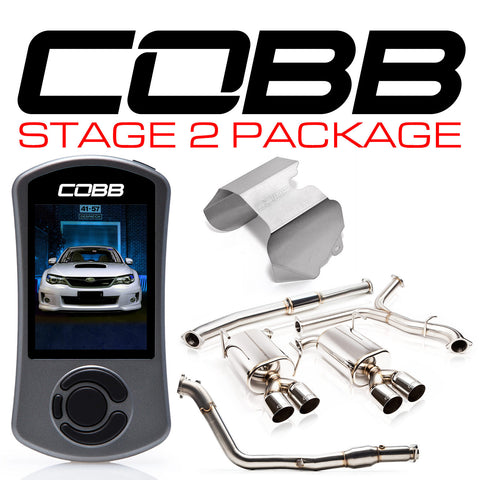 COBB Tuning Stage 2 Power Package Subaru WRX 11-14 Sedan