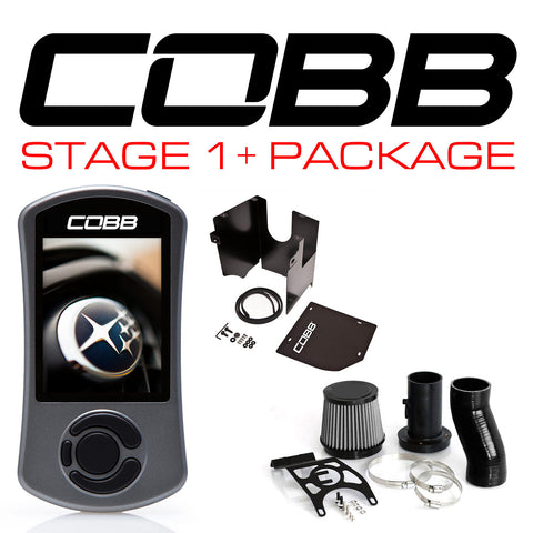 COBB Tuning Stage 1+ Power Package Blue Subaru Legacy GT 05-06