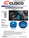 Cusco Aluminum Pulley Set Subaru WRX 02-14/STI 04-19