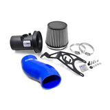 COBB Tuning SF Intake and Airbox (Blue Silicone) Subaru WRX 08-14/STI 08-14