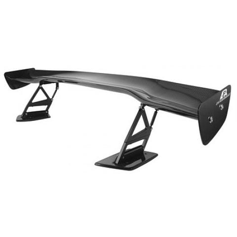 APR GTC-200 Carbon Fiber Adjustable Wing Subaru STI 11-14