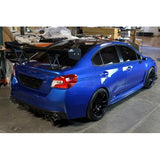 APR GTC-300 Carbon Fiber Adjustable Wing Subaru STI 15-18