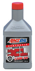 Amsoil XL 5W-30 Synthetic Motor Oil