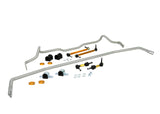 Whiteline Front and Rear Sway Bar Kit Subaru Forester 03-08