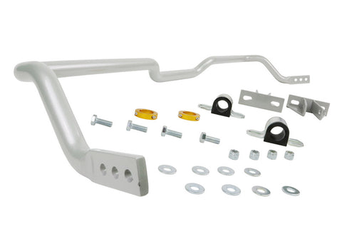 Whiteline Rear Sway Bar 26mm Adjustable Mitsubishi EVO 8/9 03-06
