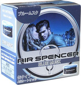 Eikosha Air Spencer AS Cartidge Blue Musk Air Freshener