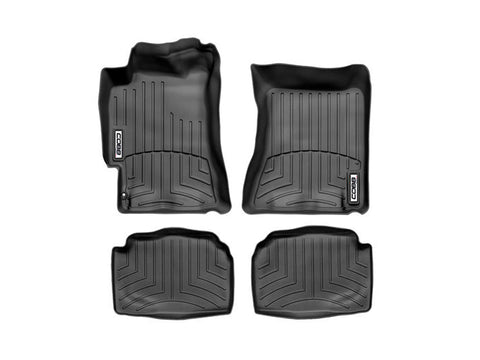 COBB x WeatherTech Floorliner Front and Rear Subaru WRX 02-07/STI 04-07