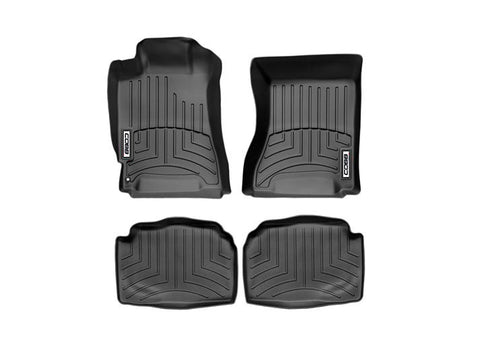 COBB x WeatherTech Floorliner Front and Rear Subaru Forester XT 04-08