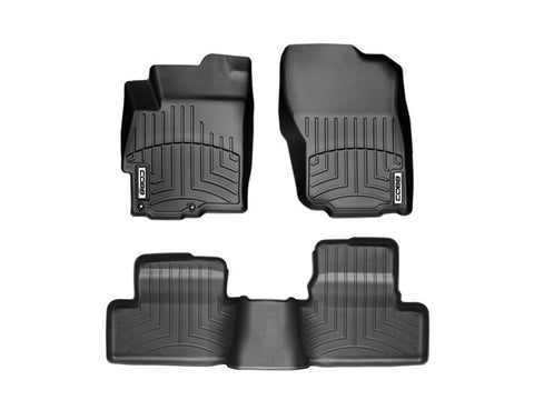COBB x WeatherTech Floorliner Front and Rear Evo X 08-15