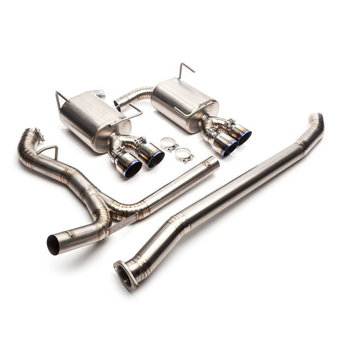 COBB Tuning Titanium Cat Back Exhaust System Subaru WRX 15-19/STI 15-19