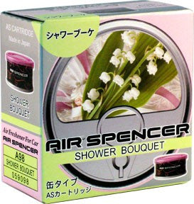 Eikosha Air Spencer AS Cartidge Shower Bouquet Air Freshener