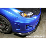 APR Performance Front Air Dam Subaru WRX 11-14/STI 11-14 Hatchback & Sedan