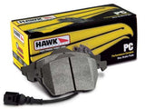 Hawk Performance Ceramic Brake Pads Mazdaspeed3 07-13/ Ford Focus ST 13-14