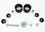 Whiteline Steering Rack Bushings Subaru WRX 08-14/STI 08-17/Forester XT 09-13/Legacy GT 05-09